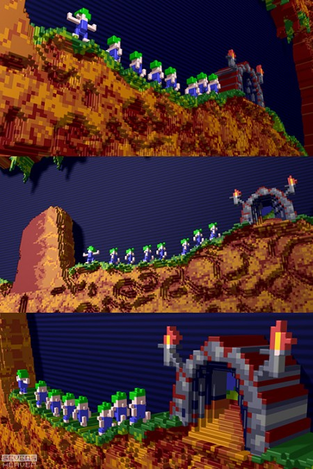 lemmings 2d