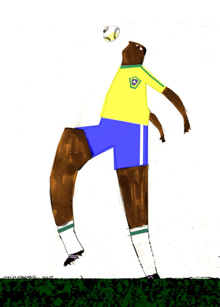 Brazil WorlCup 2010
