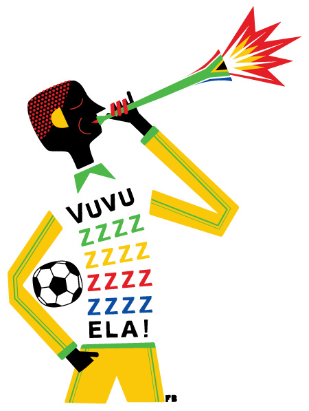 Freddy Boo Vuvuzela