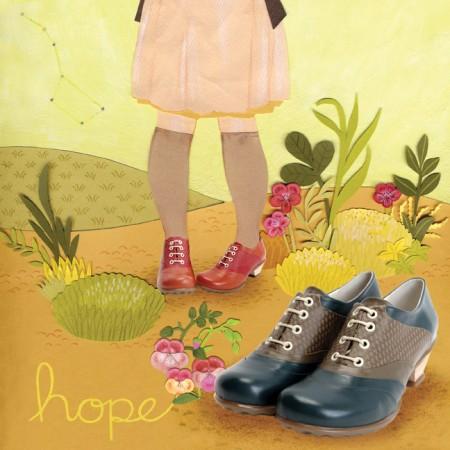 Fluevog Shoe Ad