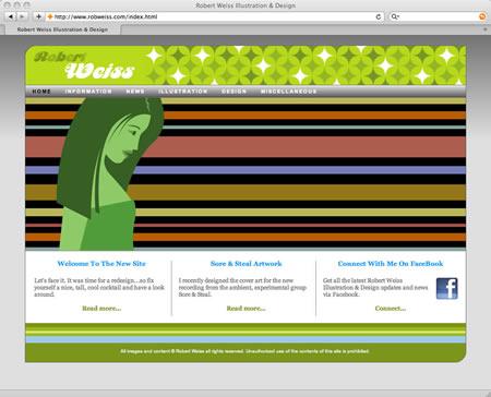robweiss.com screenshot