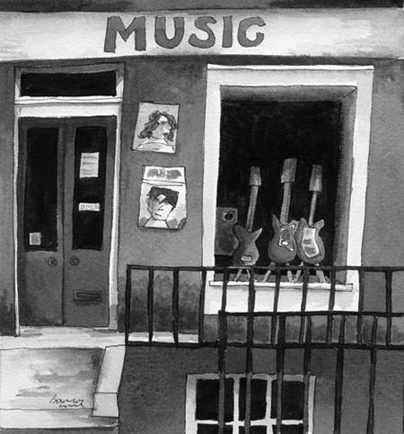 Music, Edinburgh