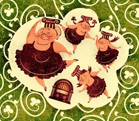 """""""Ballet of Bodijas"""" by Carlos Araujo"""