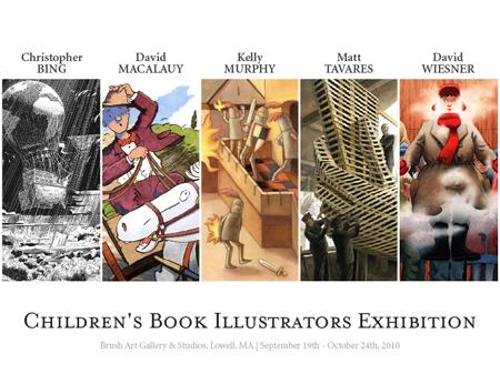 Children's Book lllustrators Exhibition