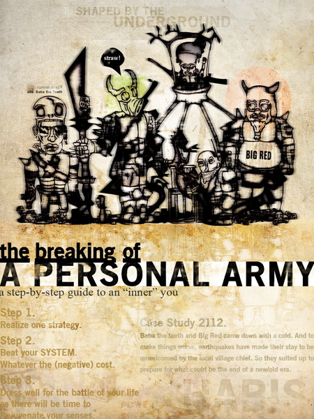 AdhiBuddy's Personal Army