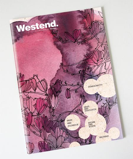"""""""Westend Magazine No. 2"""""""