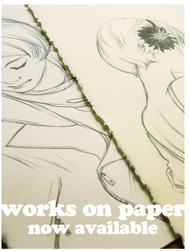 Works on Paper Sale