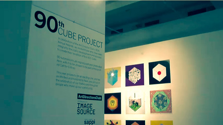 ADC 90th Cube Project