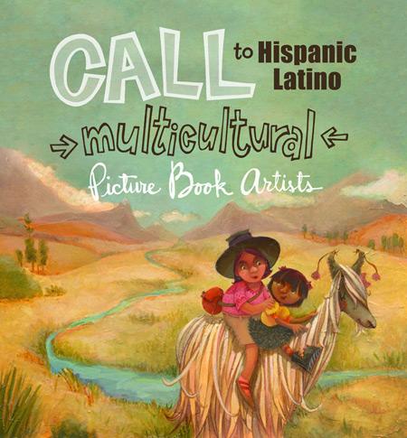 Call to Hispanic/Latino Multicultural PB Artists