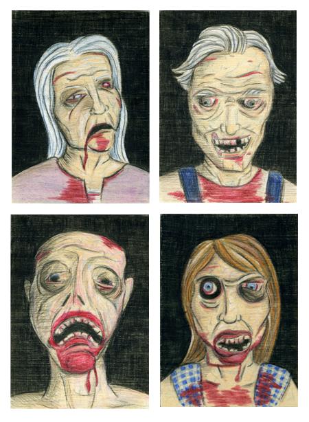 The Zombie Family Farm