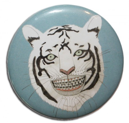 asa wikman hello tiger le giraffe pocket mirrors the little chimp society. Black Bedroom Furniture Sets. Home Design Ideas