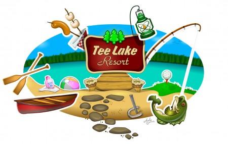 Tee Lake Resort