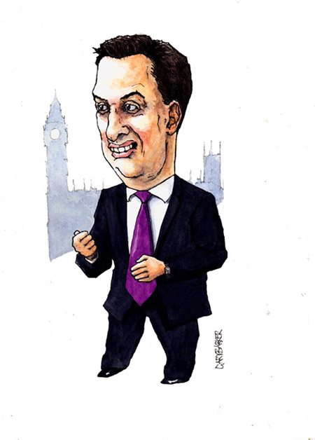 Ed Miliband lcs