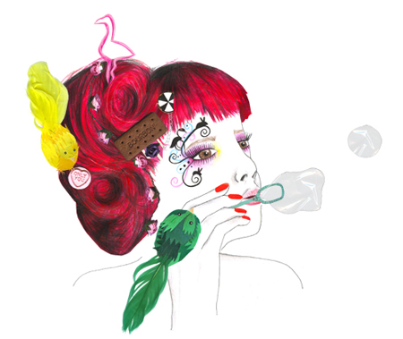 Gabby Young by Madi