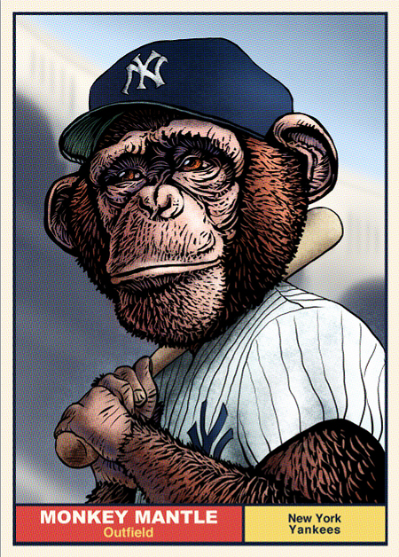 Monkey Mantle450