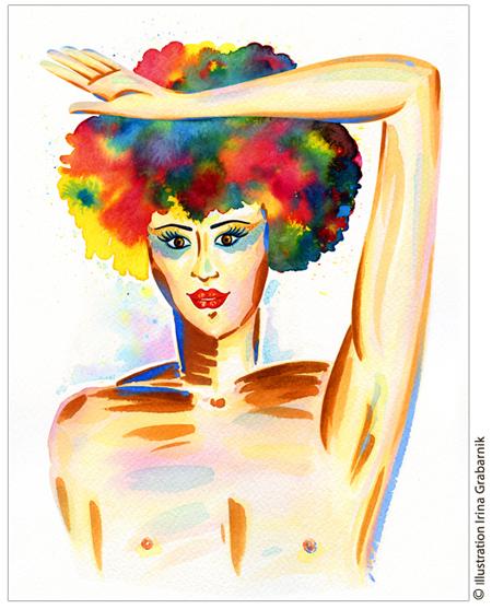 Portrait_illustration_Irina_Grabarnik