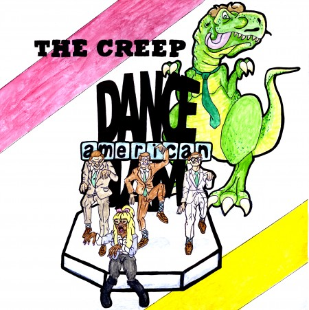 Re-Cover Creep front