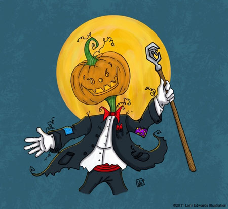 halloween-2011 copyright