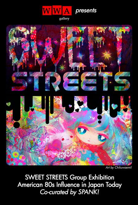 SweetStreetsartshow