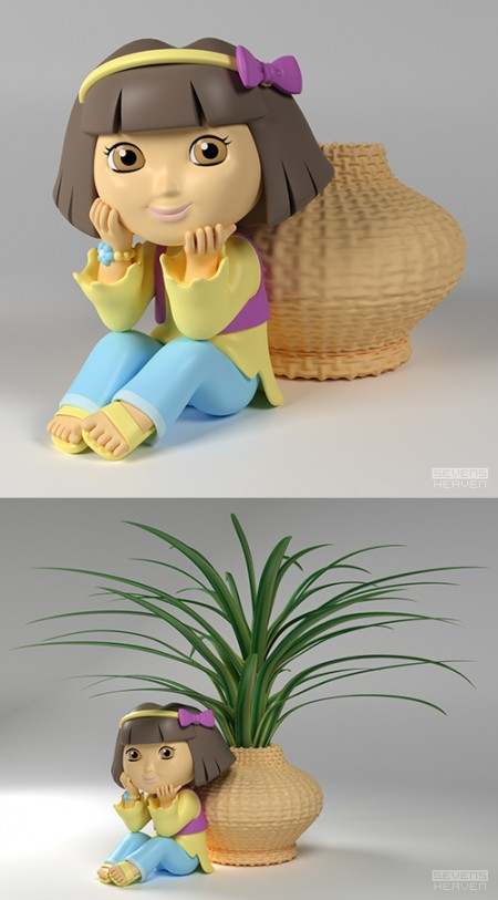 sevensheaven_3d-toy-speelgoed-model-sculpt_dora-the-explorer-basket