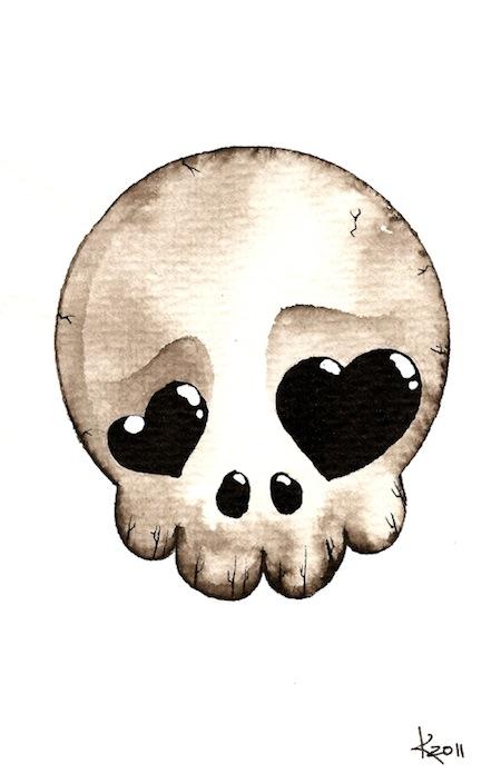 3-1.-In-love-Skull