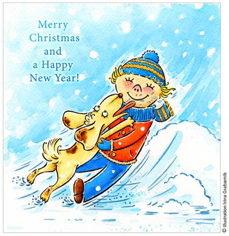 Christmas_card_Irina_Grabarnik