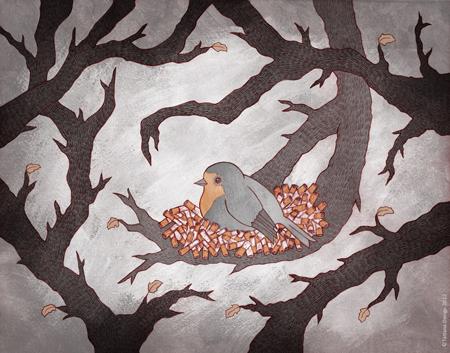 Tati-BirdNestCigarettes-LCS