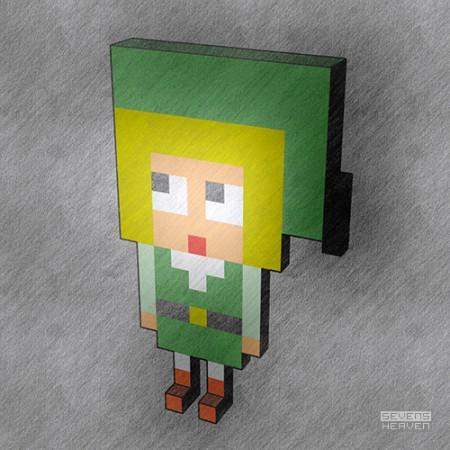 3d-pixel-art-voxels_zelda-link-nintendo-retro-game-character