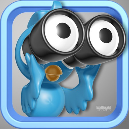 Metin Seven Iphone App Icon Design