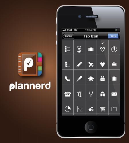 AngieChan_Plannerd_Icons