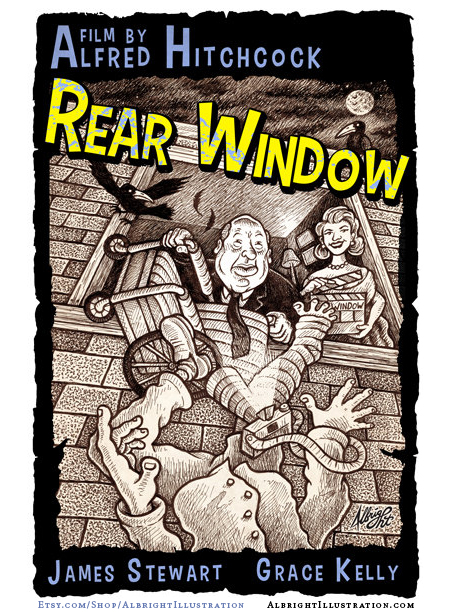 BradAlbright_RearWindowPoster