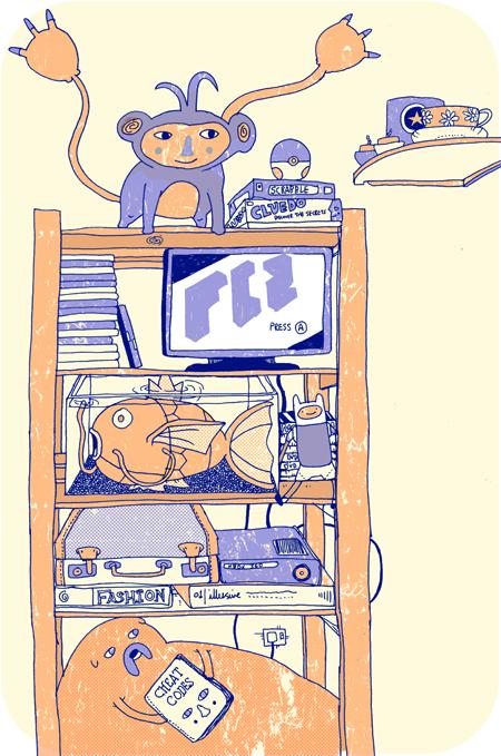shelves450