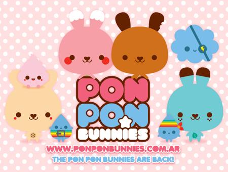 Pon Pon Bunnies - © 2012
