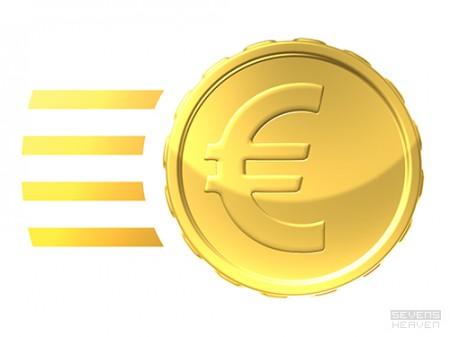 Metin Seven - Gold coin logo -