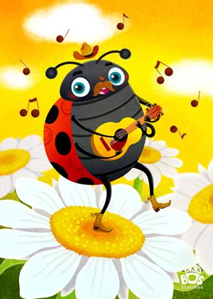 miriam-bos-copyright-ladybug-guitar-web