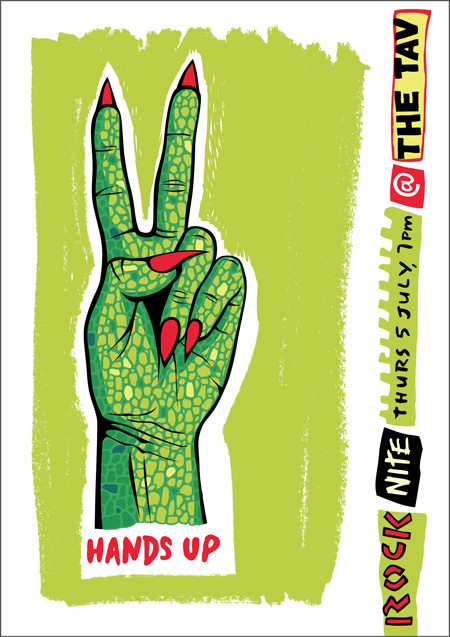 Anne-Cobai-Hands-Up-poster