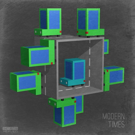 sevensheaven-3d-pixel-voxel-artwork_cars-autos-modern-times