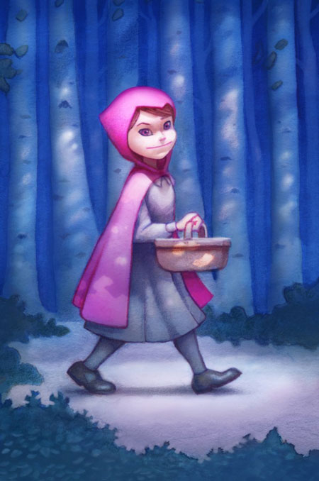 ZachFranzen-Pink-Riding-Hood