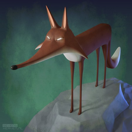 sevensheaven-nl_character-design-ontwerp-fox-vos-cartoony-stylized