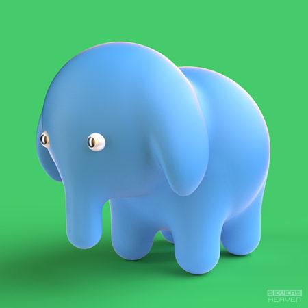 sevensheaven-character-design-karakter-ontwerp_cute-elephant-olifantje