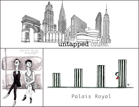 Untapped-Cities-NY-Travel-Festival-Kit-Mills-David-Cessac-Downtown-Doodler-LCS