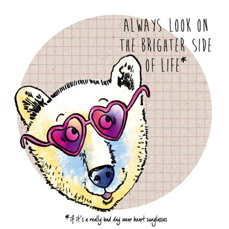 bears in glasses