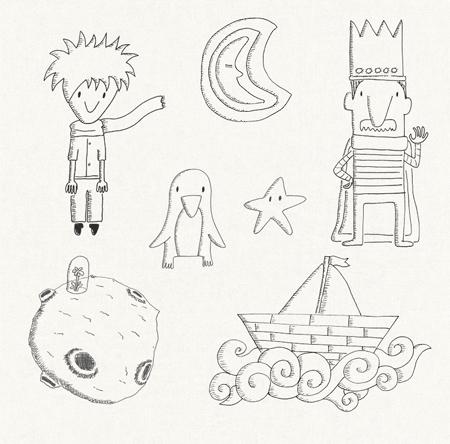 Diseño e ilustración web para Teatro Silfo