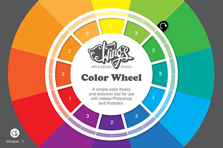 Wings Color Wheel Preview 1