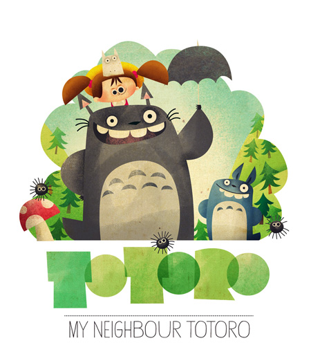totoro-A4-450px