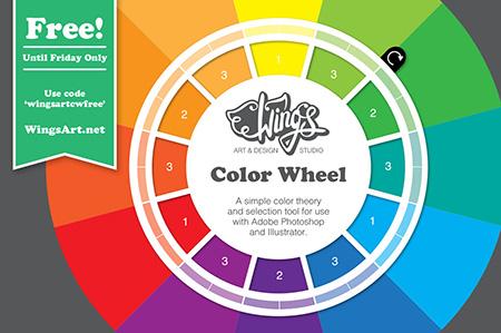 Wings-Color-Wheel-Free