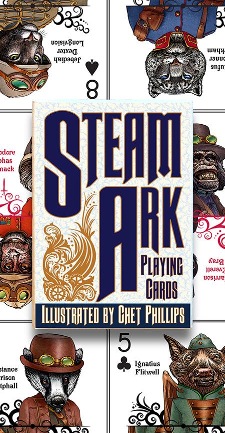 SteamArk450