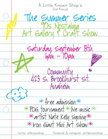 90s-Nostalgia-Art-Gallery-and-Craft-Show-Flyer-1