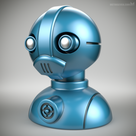 metin-seven_3d-print-modeler-toy-designer_robot-character-bust