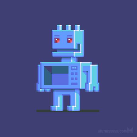 metin-seven_pixel-art-artist-illustrations_robot-game-sprite